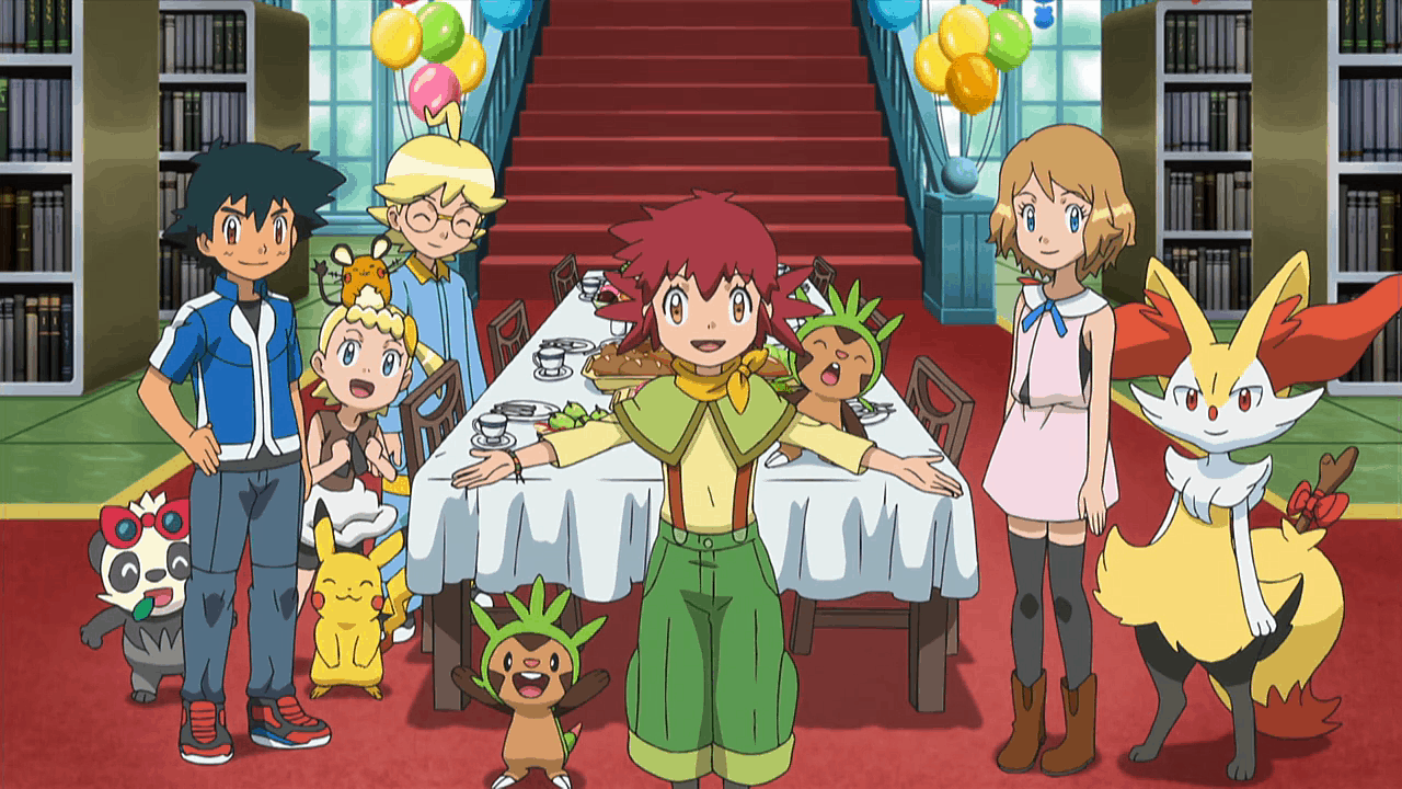 Pokemon Xyz 1