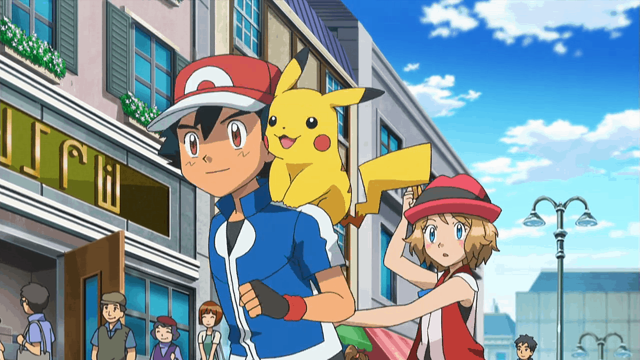 Pokemon Xyz 2