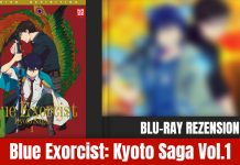 Blue Exorcist Kyoto Saga Vol 1
