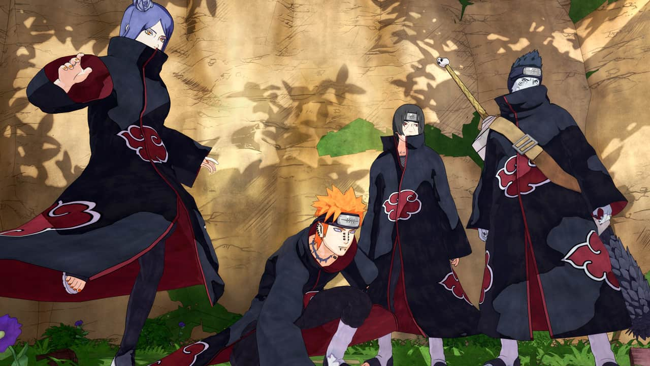Naruto To Boruto Shinobi Striker Screenshot1
