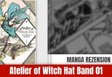 Atelier Of Witch Hat Band 01
