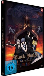 Black Butler Cover