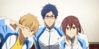 Free! – Take Your Marks –