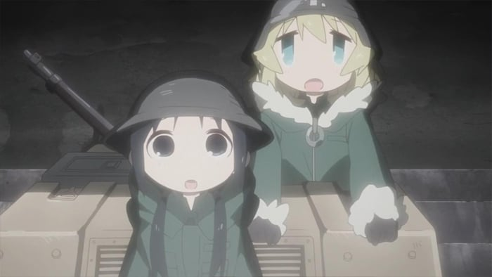 Girls Last Tour Ep 1