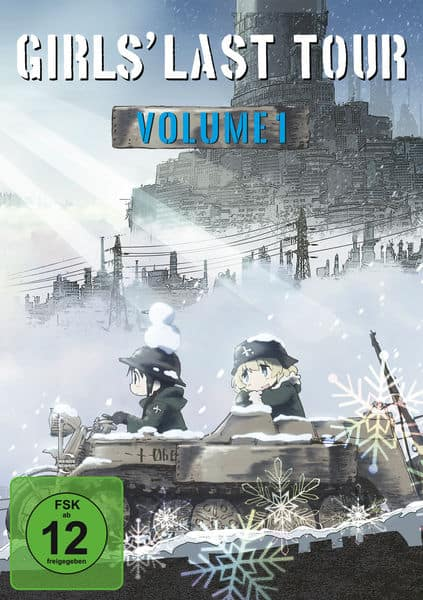 Girls Last Tour Vol 1 Dvd Standard 4061229048200 2d.600x600