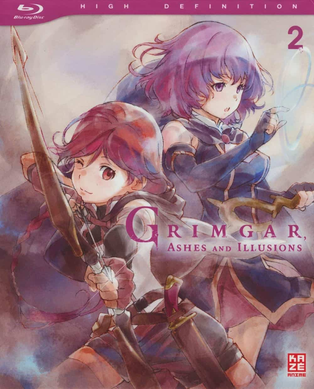 Grimgar, Ashes And Illusions 2 Cover