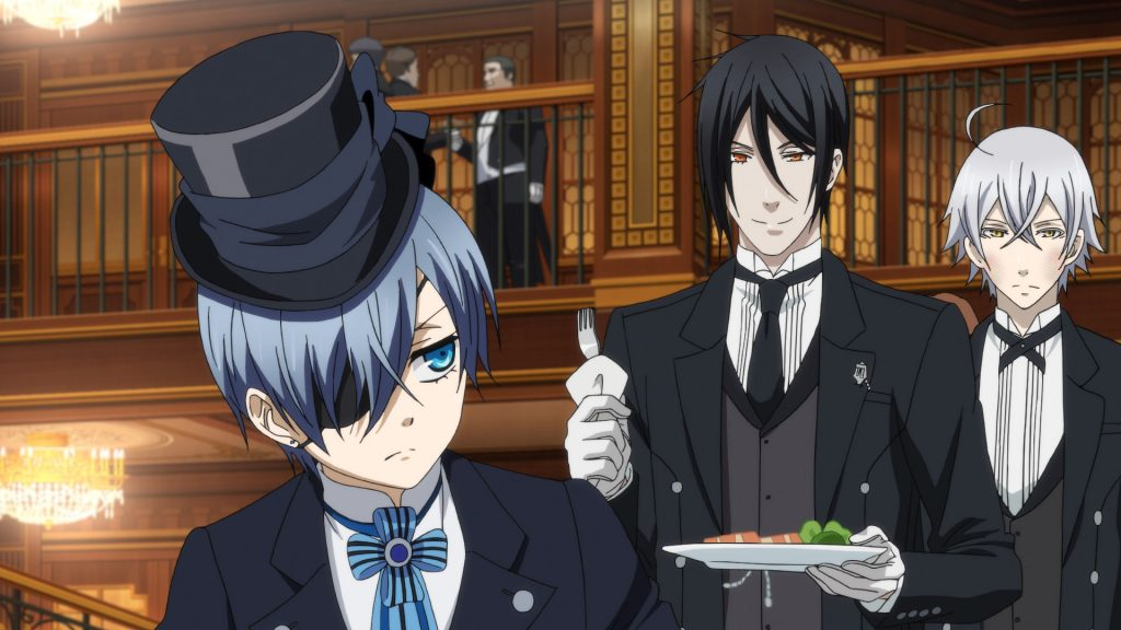 Ka Black Butler Book Of The Atlantic 3 Screenshot Anime Volume Screenshot 50147