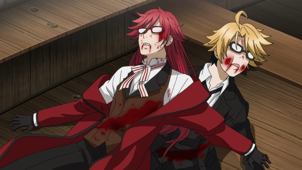 Ka Black Butler Book Of The Atlantic 3 Screenshot Anime Volume Screenshot 50153