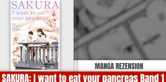 Sakura I Want To Eat Your Pancreas Rezension