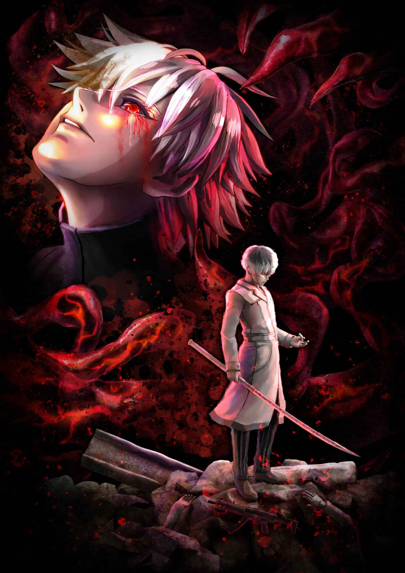 Tokyo Ghoul Re Call To Exist Bild 9