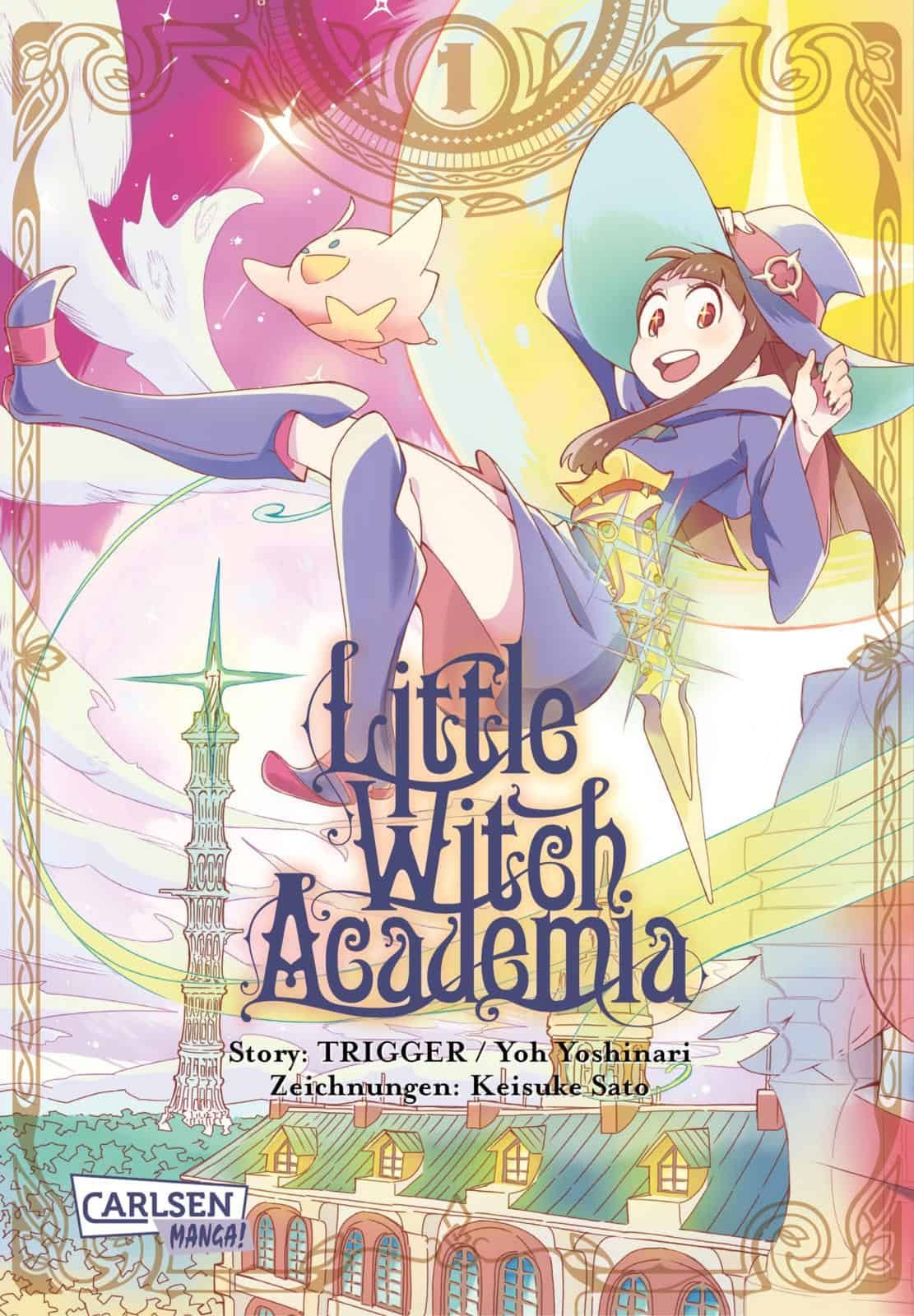Little Witch Academia Band 1