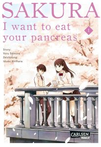 Sakura I Want To Eat Your Pancreas 1