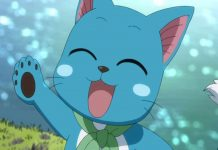 Fairy Tail Happy