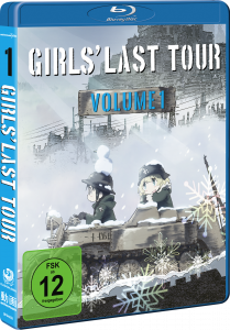 Girls Last Tour Vol 1 Bd Bluray 4061229048217 3d