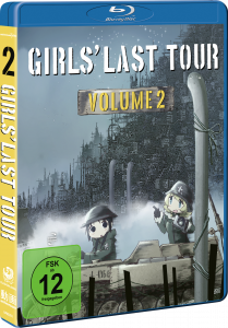 Girls Last Tour Vol 2 Bd Bluray 4061229057011 3d