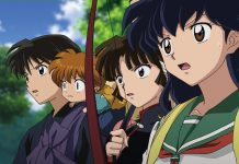 Ka Inuyasha Screenshot Vol. 7 Staffel Anime Screenshot