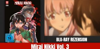 Mirai Nikki Volume 3 Review