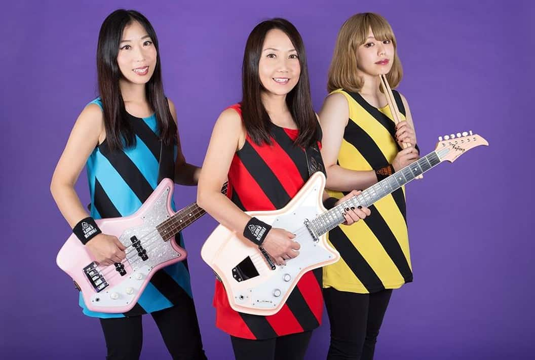 Shonen Knife News