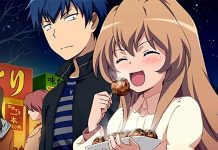 Toradora Screen