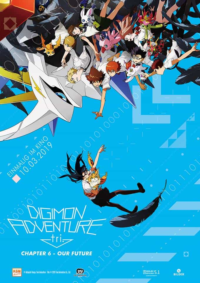 Digimon Adventure Tri Chapter 6