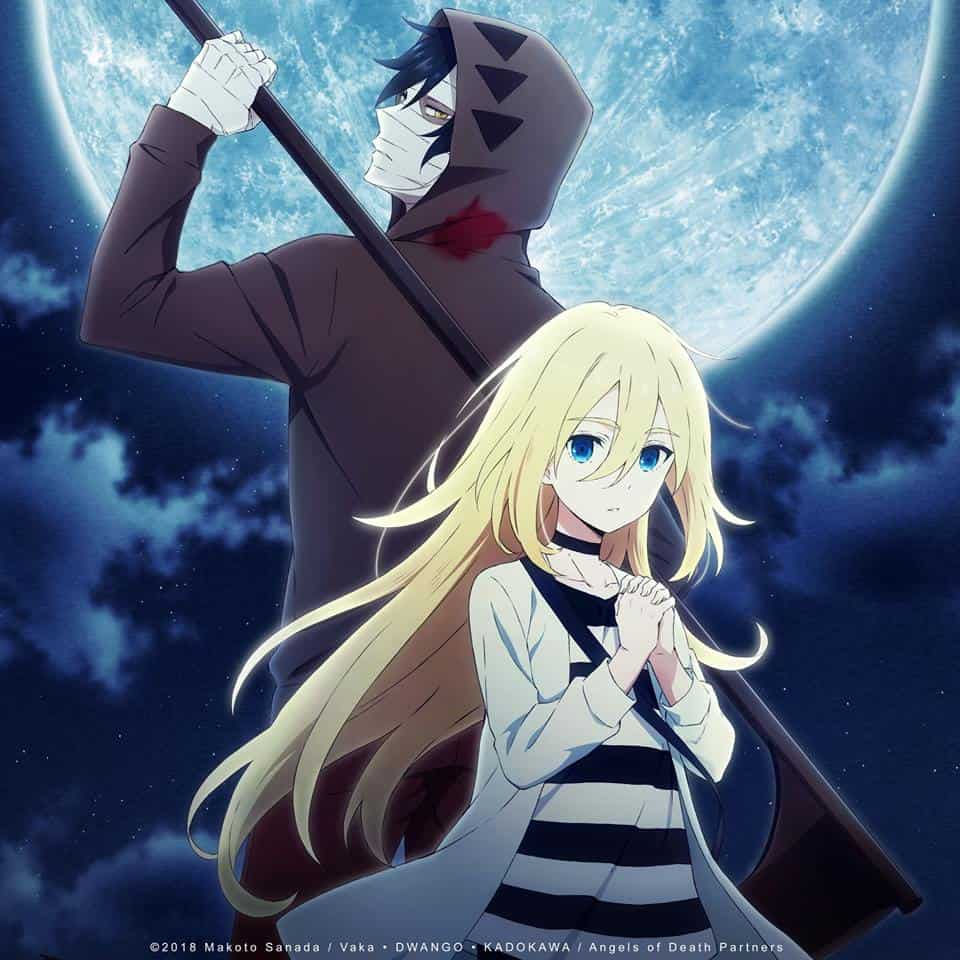Angels Of Death Announce