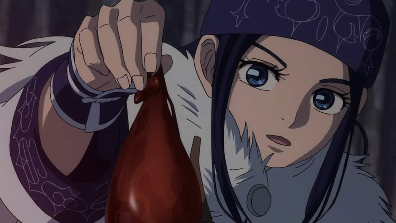 Golden Kamuy Anime Ep. 1