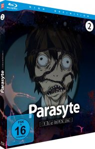 Parasyte The Maxim Volume 2 Cover