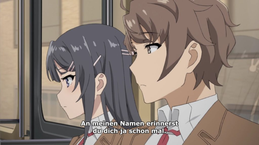 Rascal Does Not Dream Of Bunny Girl Senpai Screen 3