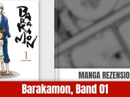 Review Barakamon Band 01