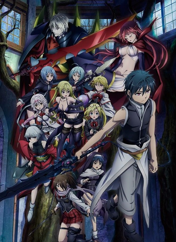Trinity Seven Movie2 Visual