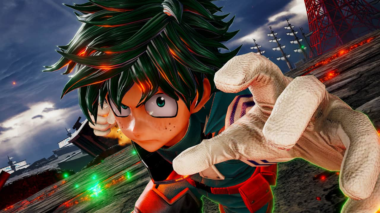 17 Jump Force Deku Asta
