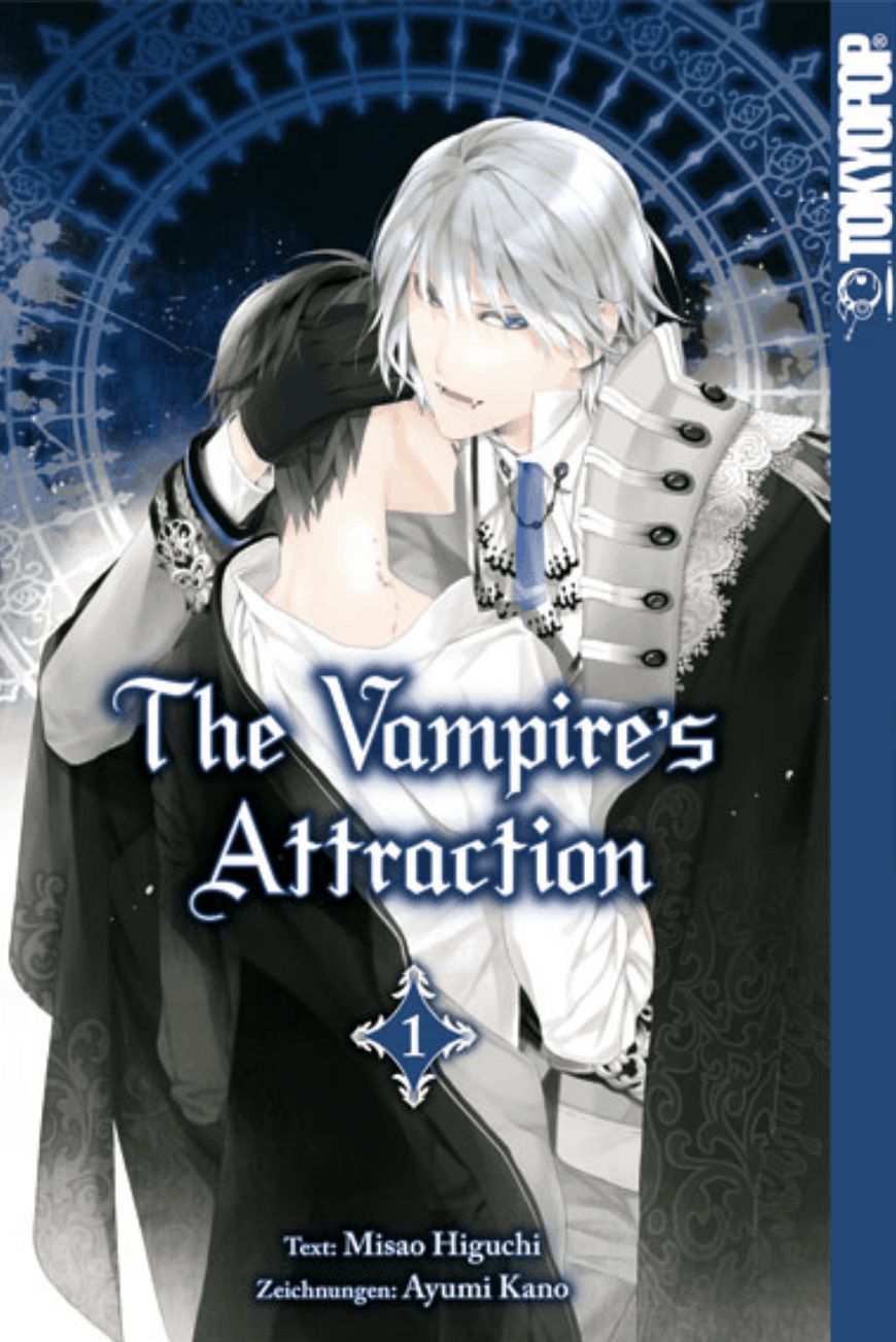 The Vampire's Attraction