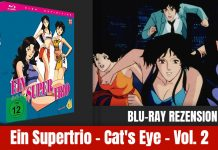 Ein Supertrio – Cat's Eye –