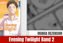 Evening Twilight Rezension Band 2