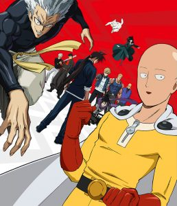 One Punch Man 2 Visual