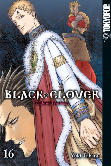 Black Clover Cover 16