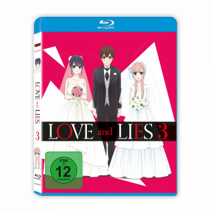 Love And Lies Cover Vol.3