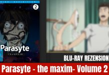 Review Parasyte Volume 2