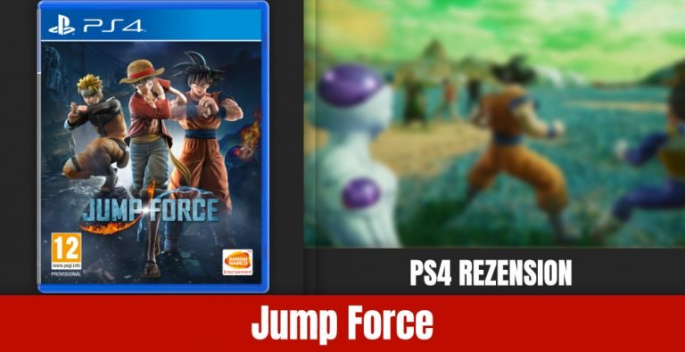 Review: Jump Force | PS4