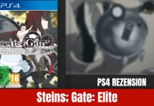 Steins Gate Elite Rezension