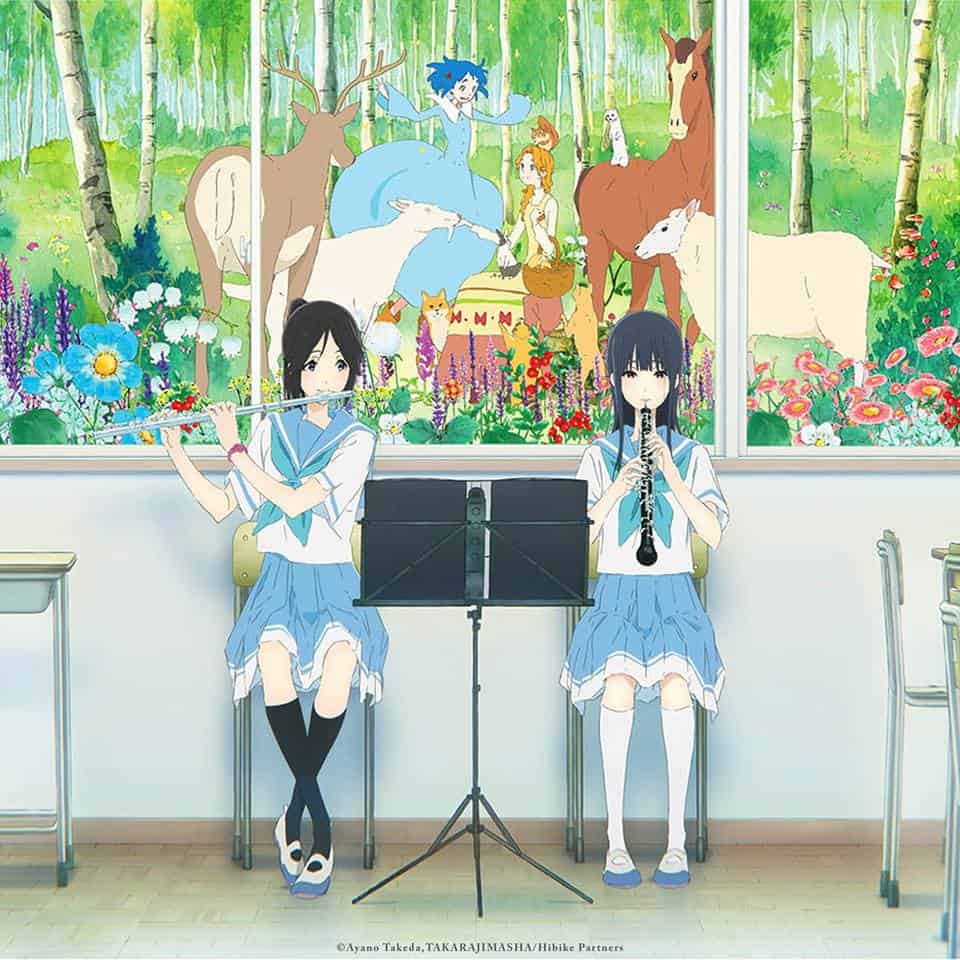 Liz And The Blue Bird Visual