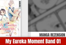 My Eureka Moment Band 01 Rezension