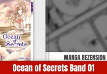 Ocean Of Secrets Band 01