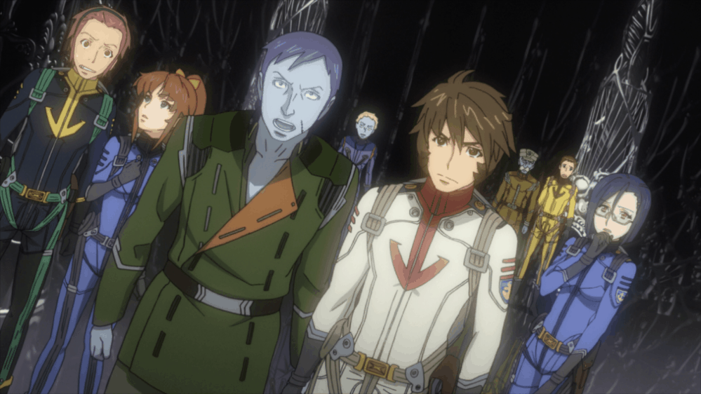Star Blazers 2199 – Space Battleship Yamato – Odyssey Of The Celestial Arc