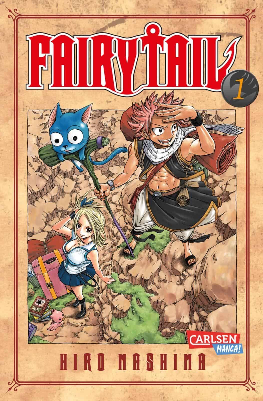 Fairy Tail Band 1