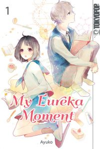 My Eureka Moment Cover 01