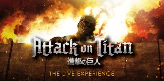 Attack On Titan Live Action