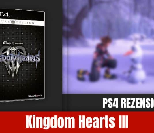 Review Kingdom Hearts Iii