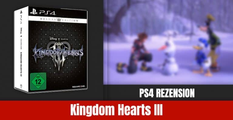 Review: Kingdom Hearts III | PS4