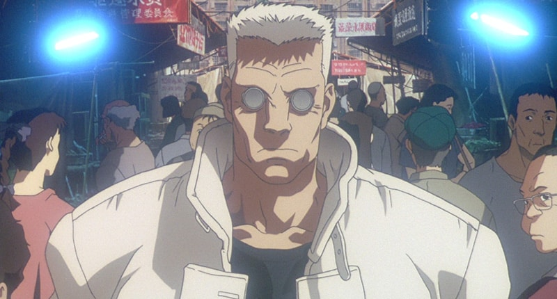 Ghost In The Shell 1995 Screenshot 1